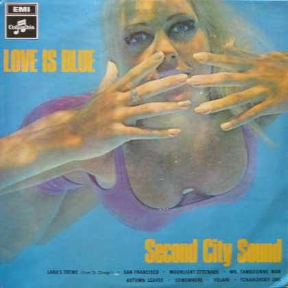 Oddest Album Covers - <<How deep is your love?>>