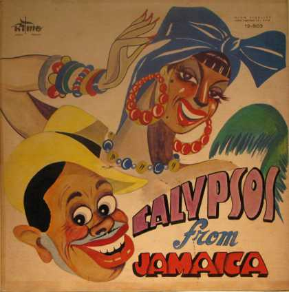 Oddest Album Covers - <<Calypso facto>>