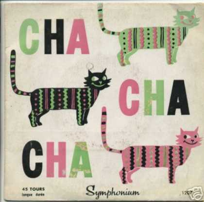 Oddest Album Covers - <<Cool cats>>