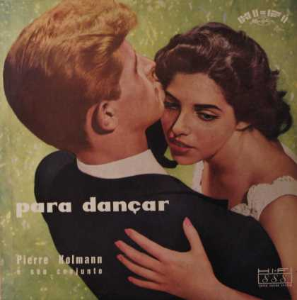 Oddest Album Covers - <<Slow dance>>