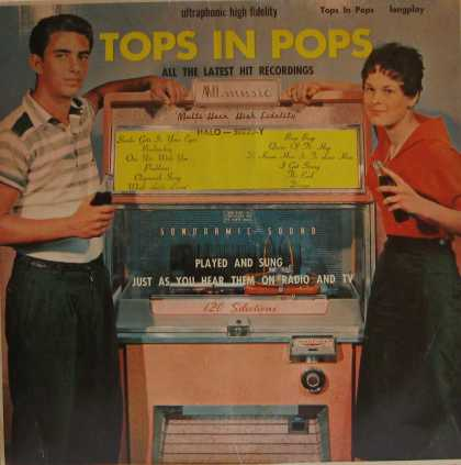 Oddest Album Covers - <<Put another dime in the jukebox>>