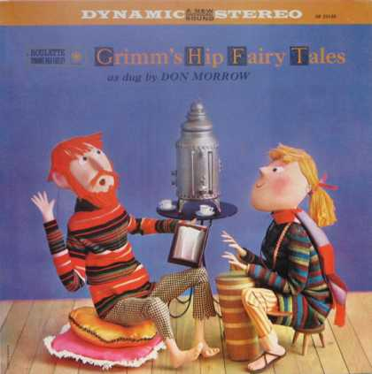 Oddest Album Covers - <<The Brothers Grimm>>