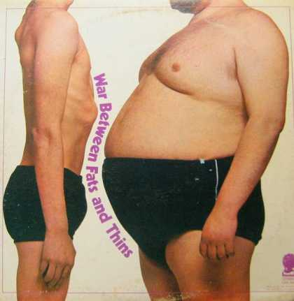Oddest Album Covers - <<Thru thick and thin>>