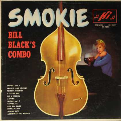 Oddest Album Covers - <<Smokie>>