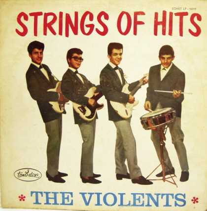 Oddest Album Covers - <<Stop the Violents>>