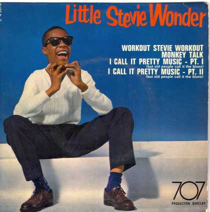 Oddest Album Covers - <<Small wonder>>