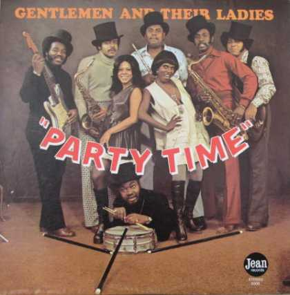 Oddest Album Covers - <<Top hats and tails>>