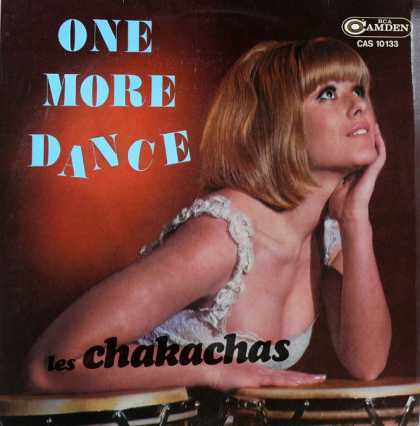 Oddest Album Covers - <<Let me rock you Chakachas>>