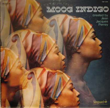Oddest Album Covers - <<Moog Indigo>>