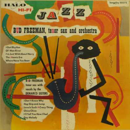 Oddest Album Covers - <<Jazz composition>>