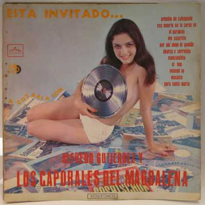 Oddest Album Covers - <<Put that record on…. take that record off!>>