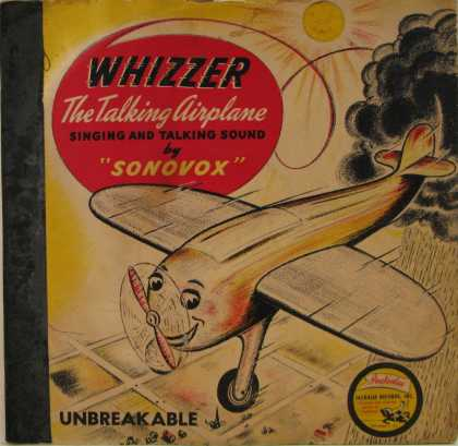 Oddest Album Covers - <<Whiz with>>