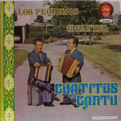 Oddest Album Covers - <<Giants of the accordian>>