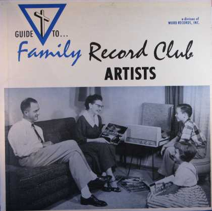 Oddest Album Covers - <<The Family Record Club>>