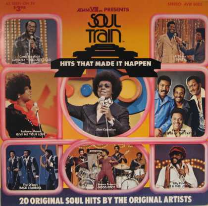 Oddest Album Covers - <<SOoooul Train>>