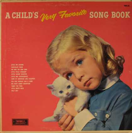 Oddest Album Covers - <<Leave my kitten alone>>