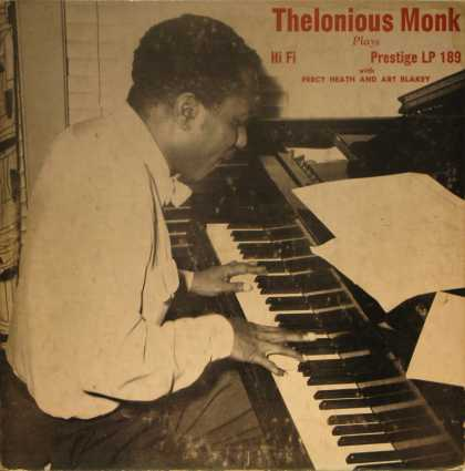 Oddest Album Covers - <<Young Monk>>