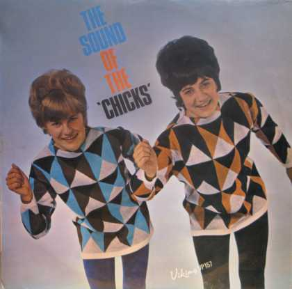 Oddest Album Covers - <<Here a chick, there a chick>>