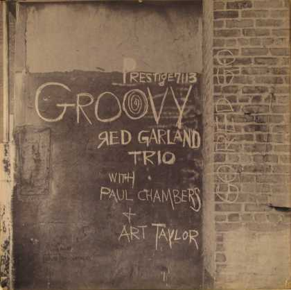 "Oddest Album Covers - <<Red Garland ""Groovy"">>"
