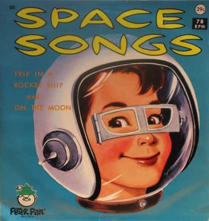 Oddest Album Covers - <<Space cadet>>