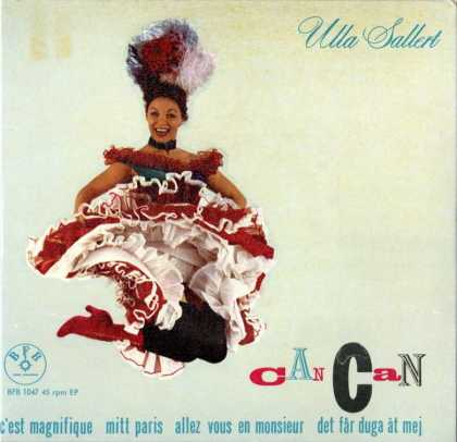 Oddest Album Covers - <<Yes, I can can>>