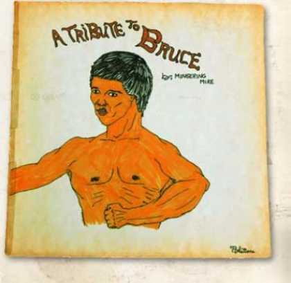 Oddest Album Covers - <<Mingering Mike!>>