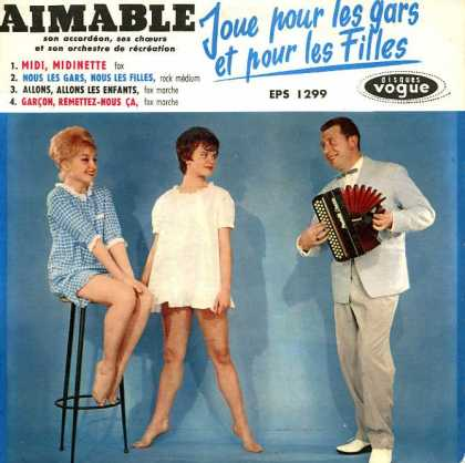 Oddest Album Covers - <<Really?!>>