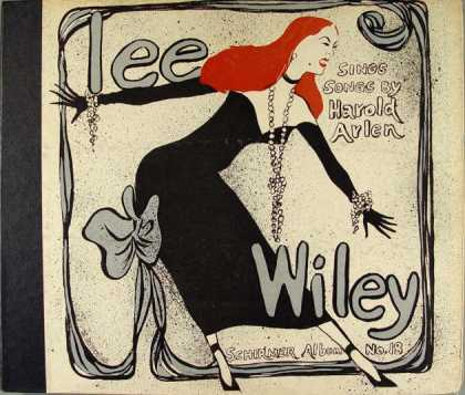 Oddest Album Covers - <<Lee Wiley>>
