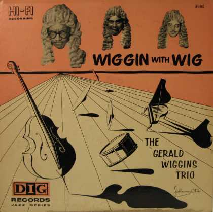 Oddest Album Covers - <<Wiggin' with Wig>>