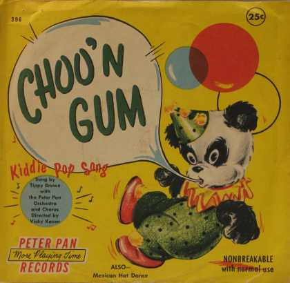 Oddest Album Covers - <<Bubble gum pop>>