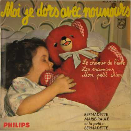 Oddest Album Covers - <<Bear hug>>