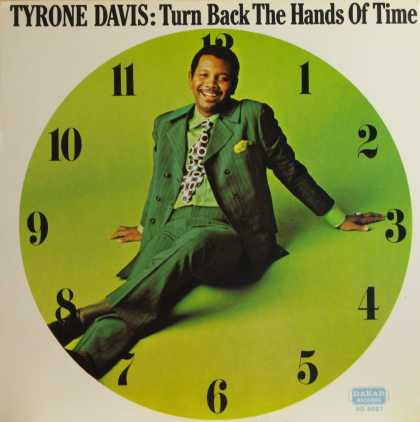 Oddest Album Covers - <<Turn Back the Hands of Time>>