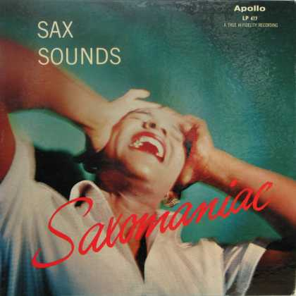 Oddest Album Covers - <<The Joy of Sax>>