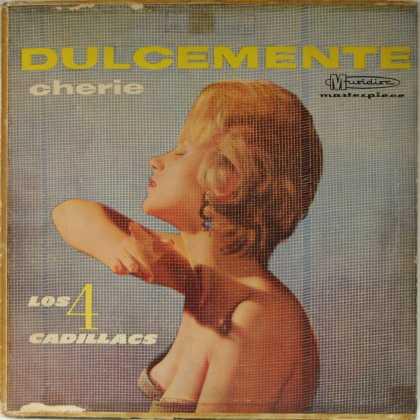 Oddest Album Covers - <<Cherie amour>>