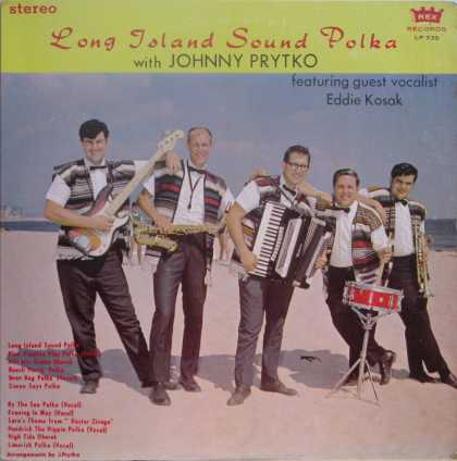 Oddest Album Covers - <<Long Island Sound Polka>>