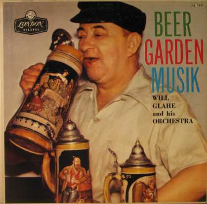 Oddest Album Covers - <<Freaky steins!>>
