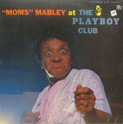 Oddest Album Covers - <<Mom's the word>>