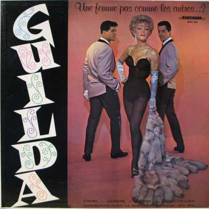 "Oddest Album Covers - <<""There Never Was a Woman Like Guilda"">>"