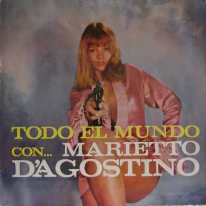 Oddest Album Covers - <<Janie's got a gun>>