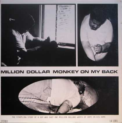 Oddest Album Covers - <<Monkey business>>