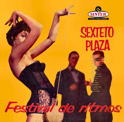 Oddest Album Covers - <<Sexteto Plaza>>