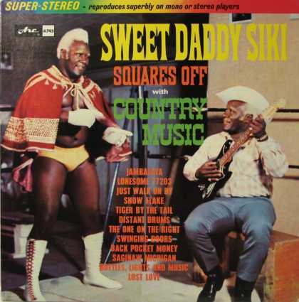 Oddest Album Covers - <<Siki to me!>>