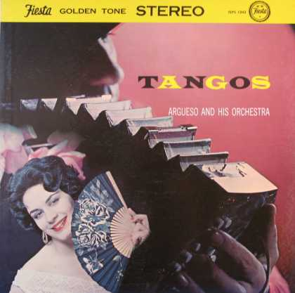 Oddest Album Covers - <<Fan tangos>>