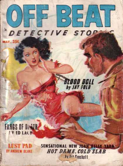 Off Beat Detective Stories - 5/1963