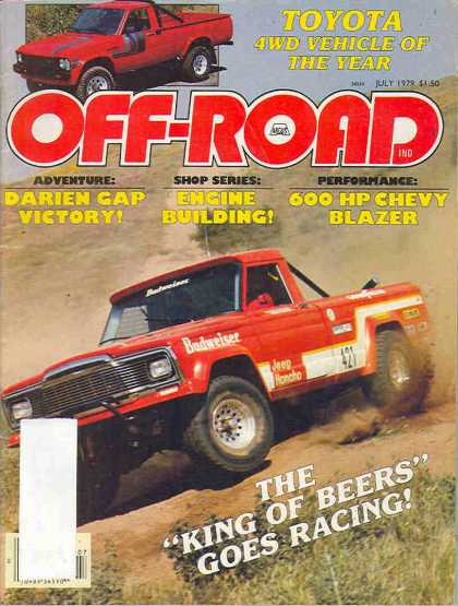 Off Road - July 1979