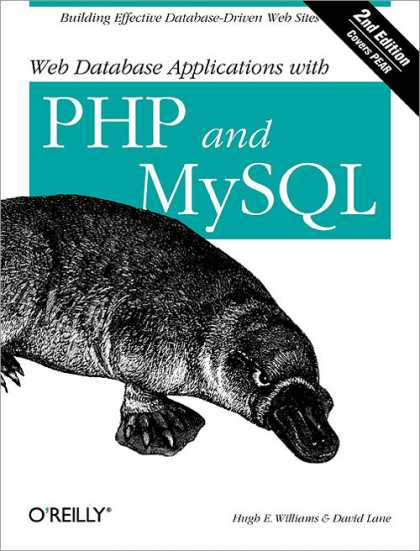 O'Reilly Books - Web Database Applications with PHP and MySQL, Second Edition