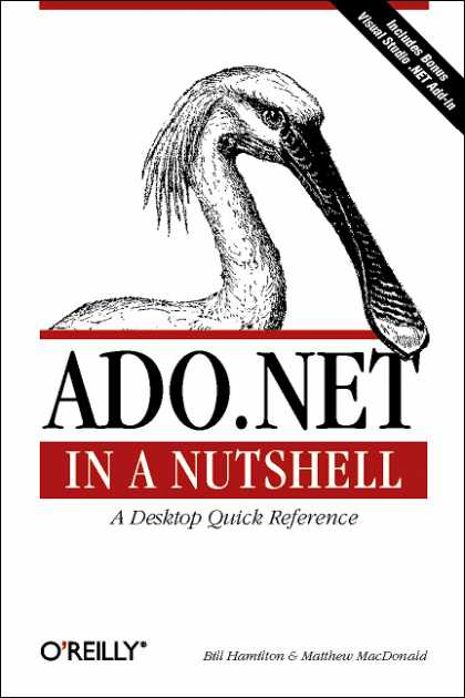 O'Reilly Books - ADO.NET in a Nutshell