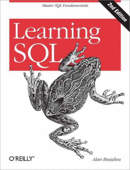 O'Reilly Books - Learning SQL, Second Edition