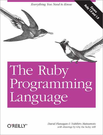 O'Reilly Books - The Ruby Programming Language