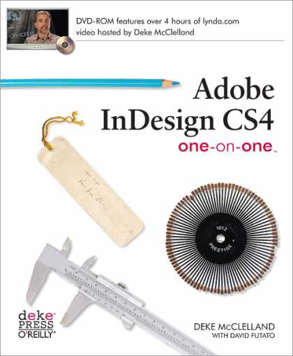 O'Reilly Books - Adobe InDesign CS4 One-on-One